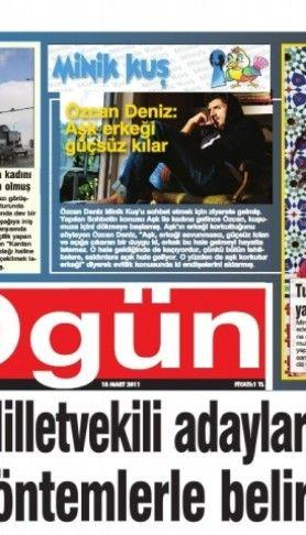 Ogün Gazetesi sayı:150