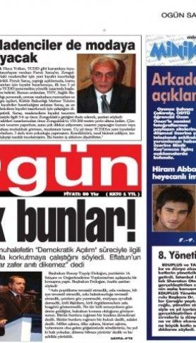 Ogün Gazetesi sayı:144