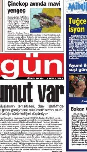 Ogün Gazetesi sayı:143