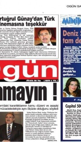 Ogün Gazetesi sayı:145