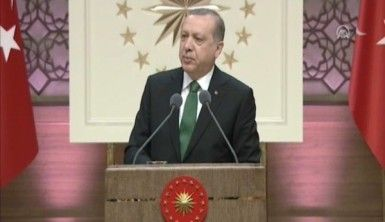 Cumhurbaşkanı Erdoğan, Pek çok sapkın yapı gibi FETO'cular da yollarını kaybetmişlerdir