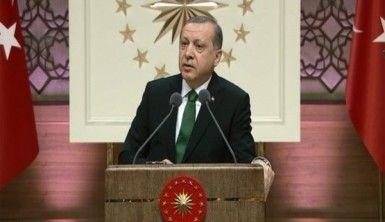 Erdoğan'dan bir kez daha 'yerli teknoloji' vurgusu