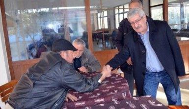 'Evet' diyen Celal Kılıçdaroğlu kapı kapı gezip destek istedi
