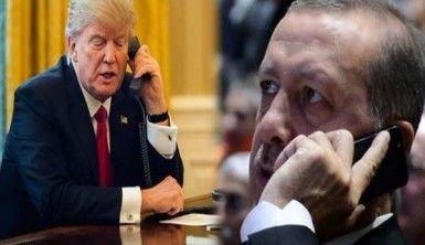 Erdoğan-Trump görüşmesinin detayları