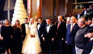 Ali Ağaoğlu'ndan kızına ikinci düğün