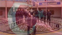 Polis Amirleri Eğitim Merkezi (PAEM) Çanakkale Şehitleri için klip hazırladı