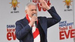 Başbakan Yıldırım, 'CHP pusulayı şaşırdı'