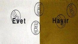 Referandumda doğru oy nasıl kullanılır