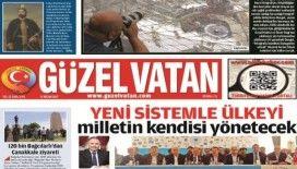 Güzel Vatan Gazetesi Sayı:93