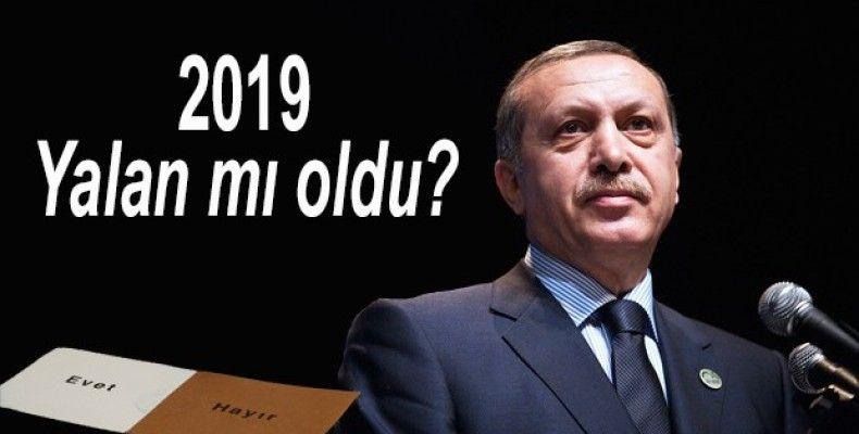 2019 Yalan mı oldu?