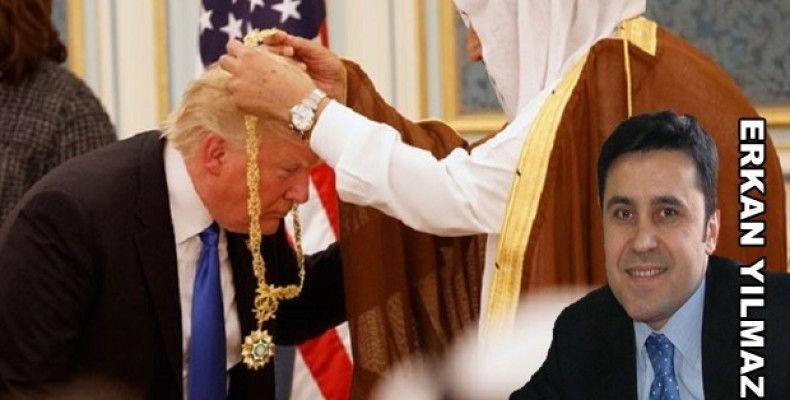 ABD için, Katar bahane 'Haraç' şahane..