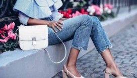 Slingback ayakkabılar ile yaz şıklığı