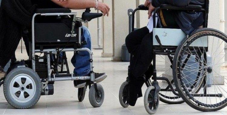 Engellilerden kadro artışı talebi