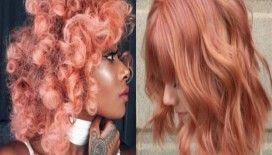 Blorange saç rengi farkı
