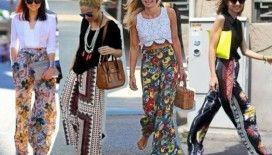 Pantolonlarda renkli modayı yakalayın!