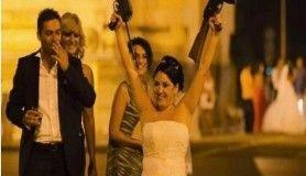 Beyin yakan 10 düğün fotoğrafı