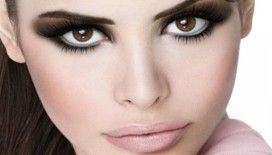 Kahverengi gözlüler nasıl makyaj yapmalı?