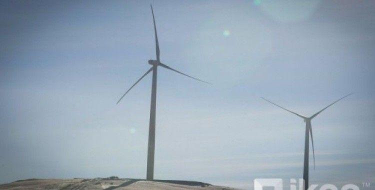 120 milyon dolarlık doğrudan yatırımlı 'Sainshand' rüzgar parkı projesi açılışını yaptı