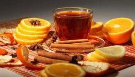 Eşsiz aroması ve kokusuyla 'Portakal Çayı'
