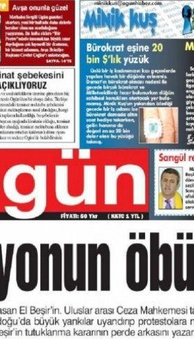 Ogün Gazetesi sayı:116