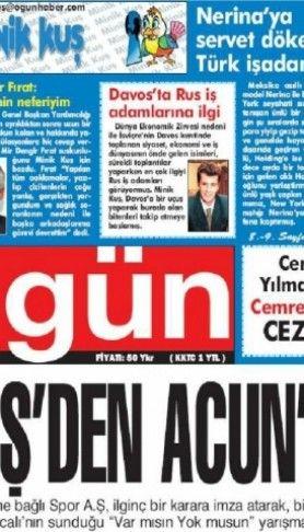 Ogün Gazetesi sayı:110