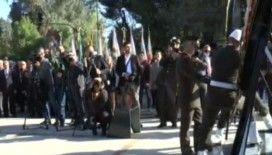 Atatürk KKTC'de anıldı