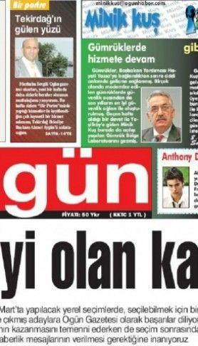 Ogün Gazetesi sayı:117