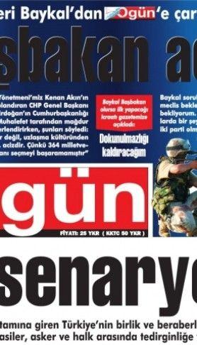 Ogün Gazetesi sayı: 26
