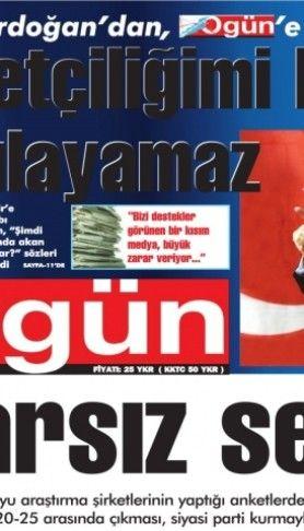 Ogün Gazetesi sayı: 25