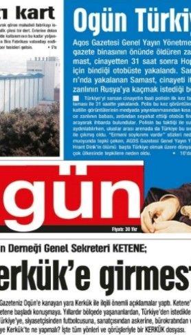 Ogün Gazetesi sayı: 4
