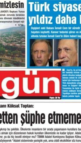 Ogün Gazetesi sayı: 5