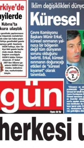 Ogün Gazetesi sayı: 8
