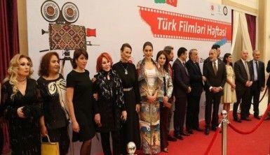 Bakü'de 3. Türk Filmleri Haftası
