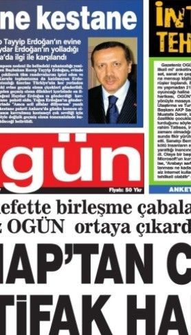 Ogün Gazetesi sayı: 12