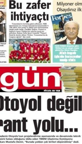 Ogün Gazetesi sayı: 13