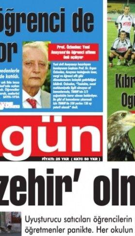 Ogün Gazetesi sayı: 39