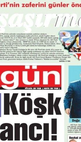 Ogün Gazetesi sayı: 31