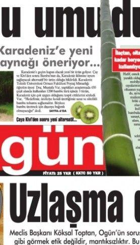 Ogün Gazetesi sayı: 33