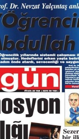 Ogün Gazetesi sayı: 35