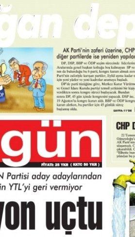 Ogün Gazetesi sayı: 32