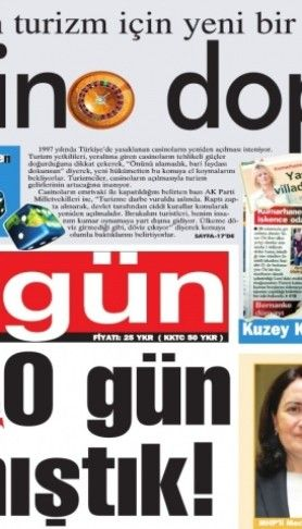 Ogün Gazetesi sayı: 34