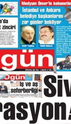 Ogün Gazetesi sayı: 64