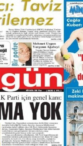 Ogün Gazetesi sayı: 83