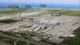 Yeni Havalimanı böyle olacak