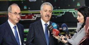 Bakan Arslan'dan 'Doğu Ekspresi' açıklaması
