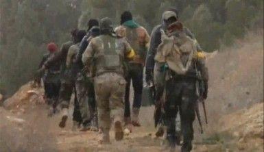 ÖSO birlikleri Azez ve Cinderes'ten Afrin'e ilerliyor