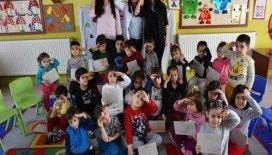 Mehmetçik'ten öğrencilere teşekkür mektubu