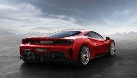 Ferrari bombayı Cenevre'de patlatacak