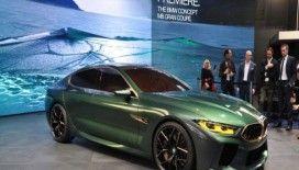 BMW, M8 Gran Coupe'yi Tanıttı