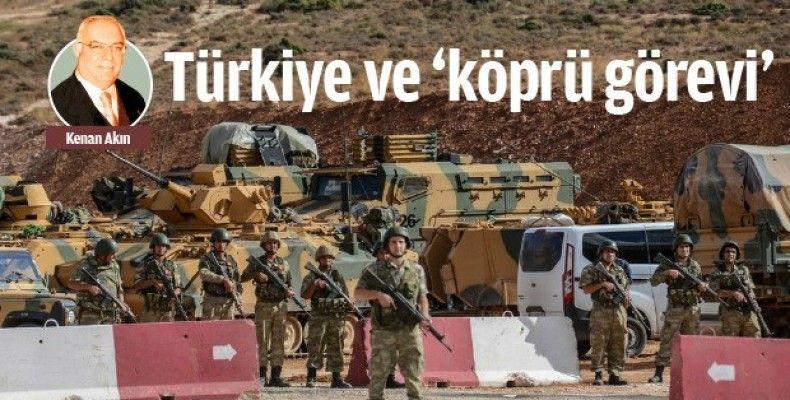 Türkiye ve 'köprü görevi'